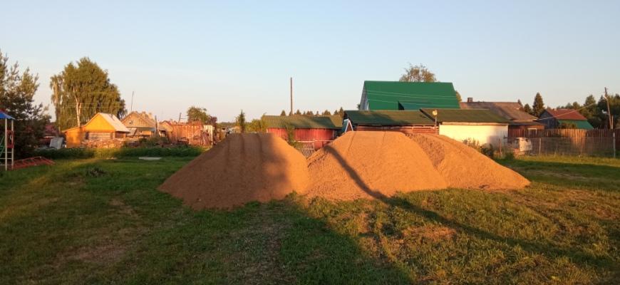 Детская площадка появится в поселке Мирный Судиславского района