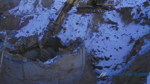 Фирму которая раскапывала ракетную шахту в Судиславле обяжут произвести рекультивацию земельного участка