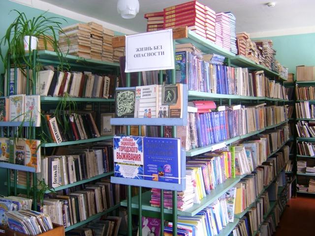 Работа библиотек Судиславской МУК ЦБС в Год литературы.