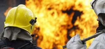 В деревне Асаново Судиславского района сгорел дом под дачу