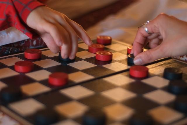 23 февраля в д. Михайловское состоится открытое личное первенство Судиславского района по русским шашкам.