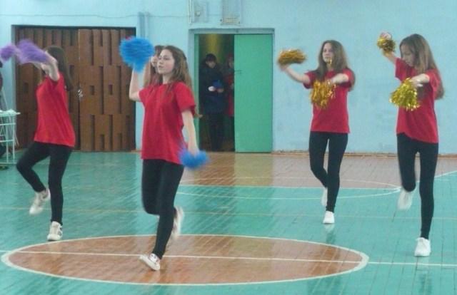 13 февраля в Судиславской средней школе состоялась спартакиада среди поселений района «Здоровье».
