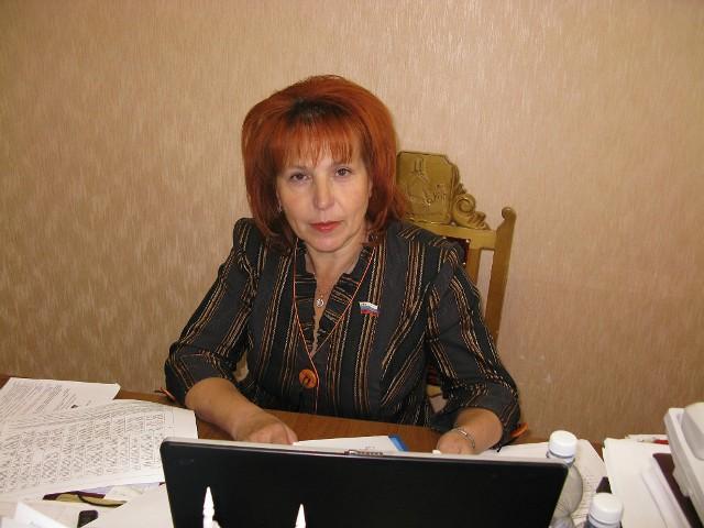 Татьяна Тележкина