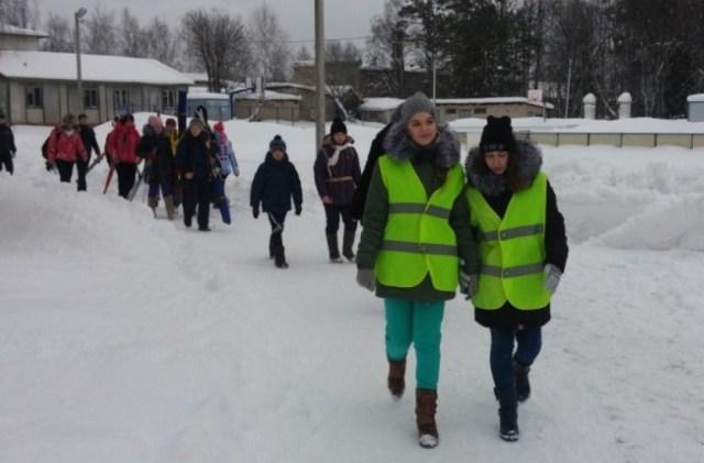 Волонтеры РМЦ оказали активную помощь в подготовке и проведении лыжных соревнований на призы олимпийской чемпионки А.С.Олюниной.