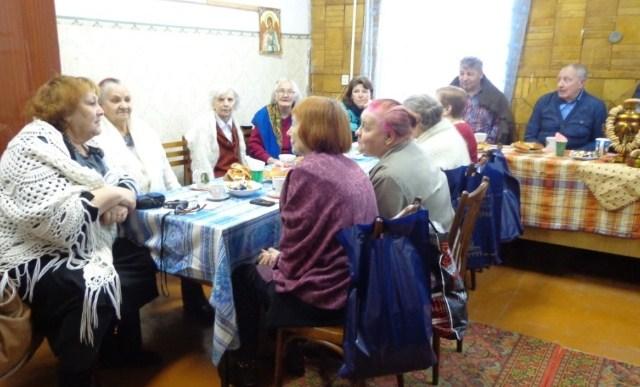 2 марта 2016 года состоялась очередная встреча в клубе «Фронтовичка»