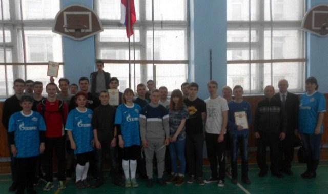 В Судиславской средней школе состоялся «Марш-бросок 2016»
