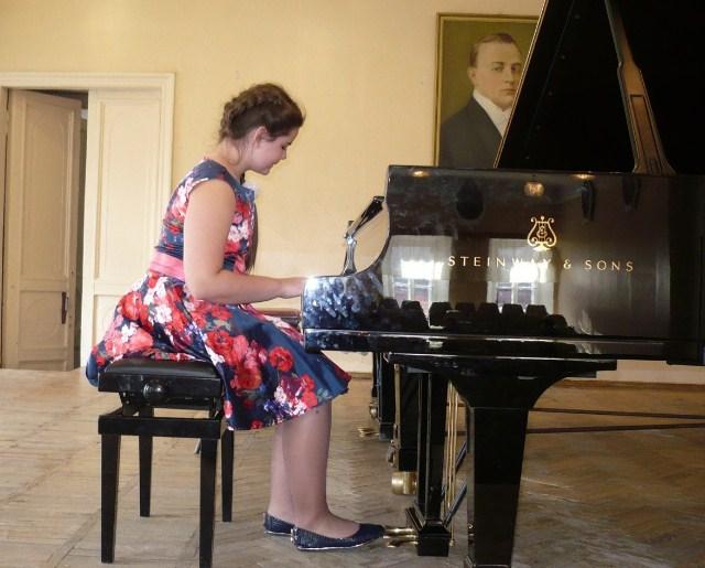 Музыкальные надежды из Судиславля