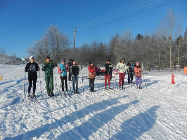 1 марта в Расловской школе прошли лыжные соревнования среди учащихся 3 – 9 классов.