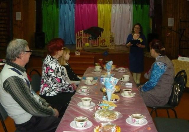 В Судиславском районном молодёжном центре состоялось праздничное мероприятие, посвящённое 8 марта.