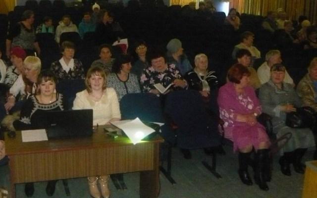В Судиславской ДНТД состоялся координационный межрайонный Совет ветеранских организаций.