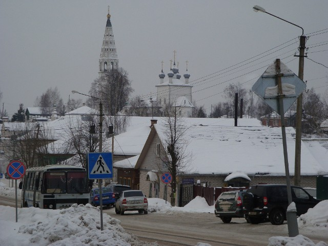 Сегодня Судиславский район может завалить снегом