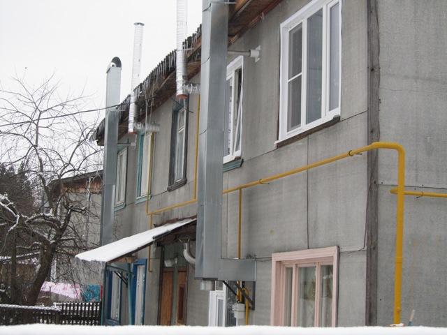 Поселок Судиславль, улица Краснооктябрьская