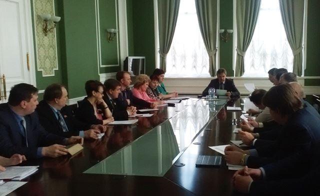 Глава Судиславского района доложила об исполнении поручений по мобилизации доходов в местный бюджет