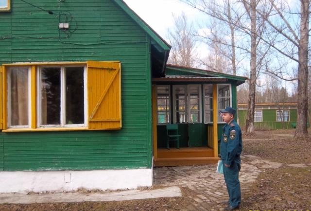В Судиславском районе проверили оздоровительные детские лагеря
