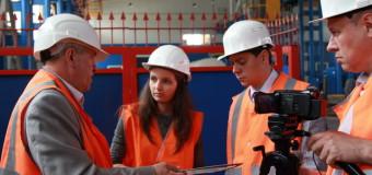 В Курском отделении ПАО Сбербанк провели пресс-тур «Реальная экономика»