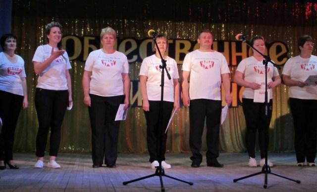 Победитель – команда ОГБУ «Судиславский комплексный центр социального обслуживания населения»
