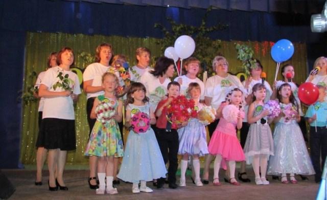 Команда МДОУ детский сад «Берёзка»