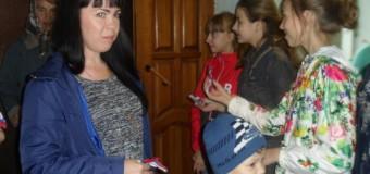 12 июня в Судиславле прошла акция «Российский триколор»