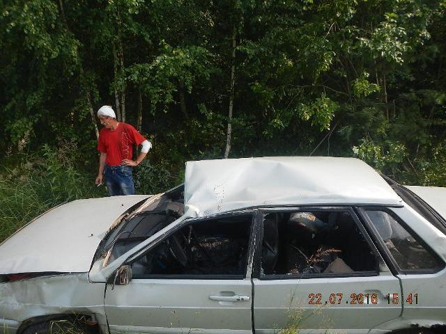 ДТП в Судиславском районе, есть пострадавший