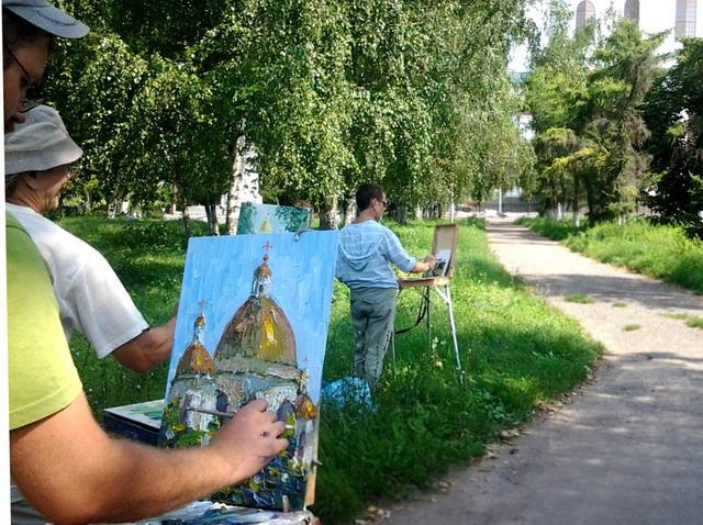 Сбербанк продолжает реализацию арт-PR-проекта для художников Черноземья