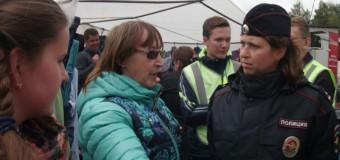 В Судиславле госавтоинспекция проводит мероприятия по борьбе с нетрезвыми водителями