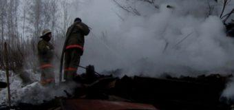В воскресенье в Судиславле случился пожар