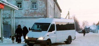 На период новогодних школьных каникул отменён внутримуниципальный рейс по маршруту Судиславль — Болотово