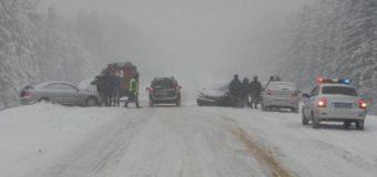 В ДТП на трассе Судиславль — Островское, пострадали 3 человека