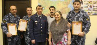 В Судислдавском районе сотрудники ОО КПБСТИН помогли потушить пожар
