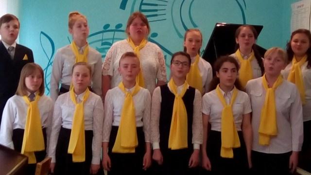 На базе музыкальной школы 1 июня открылся летний творческий лагерь «Музыкальные паруса»