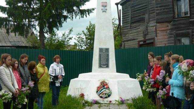 22 июня в Судиславле была проведена акция «Свеча памяти»