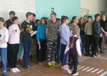 13 мая в Глебовской школе состоялась квест-игра «Должен знать!», посвященная проблемам ВИЧ и СПИД.