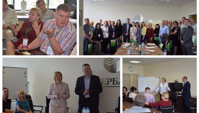 Центрально-Черноземный банк ПАО Сбербанк провел сессии по дизайн-мышлению с предпринимателями региона