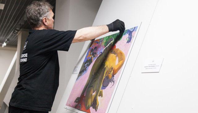 В Воронеже пройдет уникальная выставка живописи