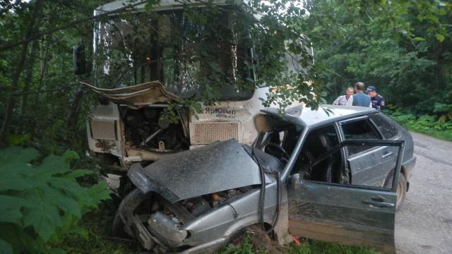 Аварийность на Судиславских дорогах
