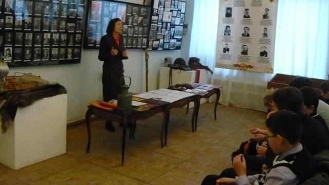 Встреча с молодежью состоялась в Судиславском краеведческом музее
