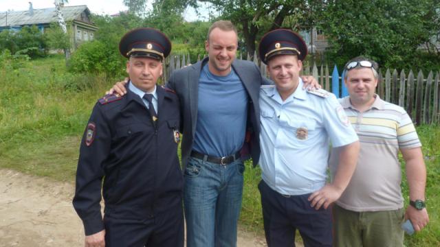Судиславец снялся в сериале для Первого канала