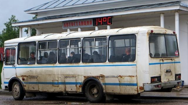 Отменены субботние рейсы по муниципальному маршруту «Судиславль — Жвалово»