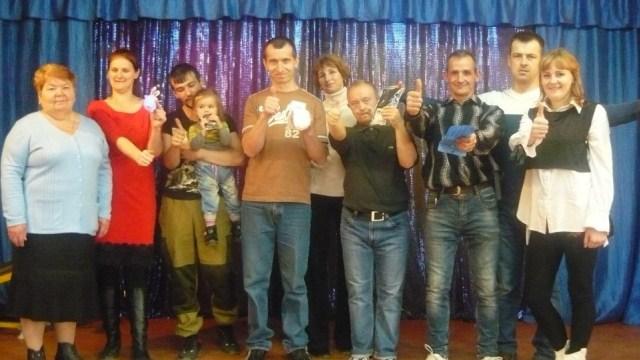 В Судиславле состоялась встреча в клубе «Аквамарин»