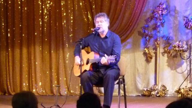 В Судиславле состоялся концерт заслуженного артиста Российской Федерации