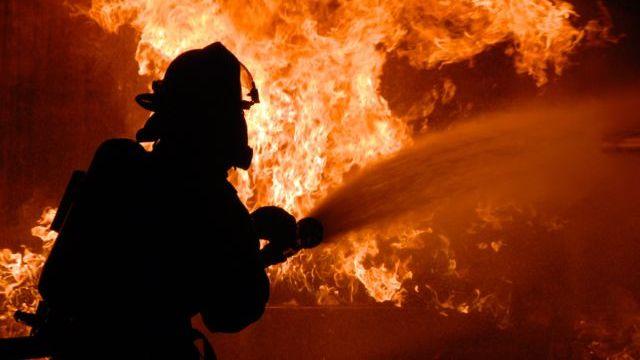 Пожар в поселке Глебово, Судиславского района ликвидирован