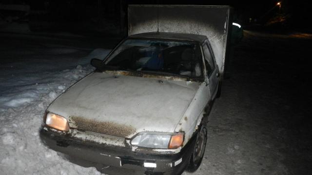 В деревне Яснево Судиславского района автомобиль сбил пенсионерку