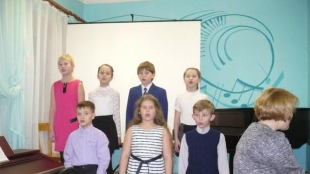 30 ноября в Судиславской музыкальной школе состоялся праздничный концерт, посвященный Дню матери