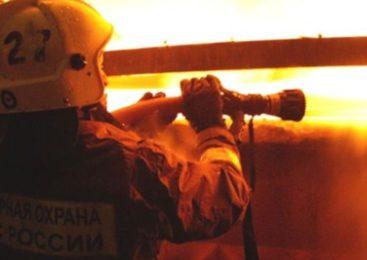 Сегодня в Кадыйском районе загорелся Детский сад