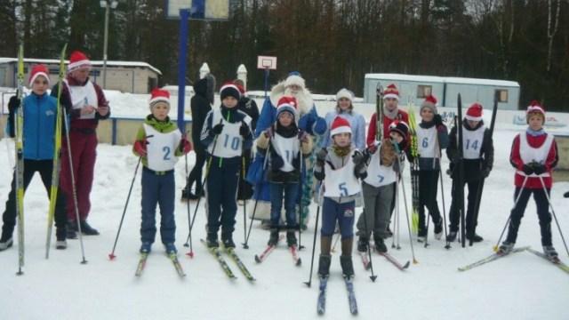 В преддверии Нового года в Судиславском муниципальном районе прошли районные соревнования по лыжным гонкам «Новогодняя лыжня»