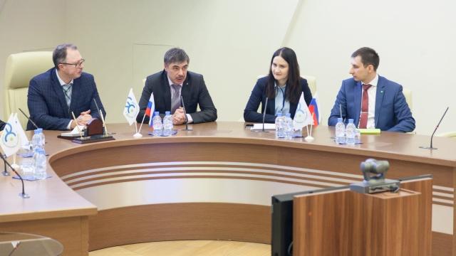 В Центрально-Черноземном банке ПАО Сбербанк состоялся полуфинал Кубка по менеджменту среди студентов «Управляй»