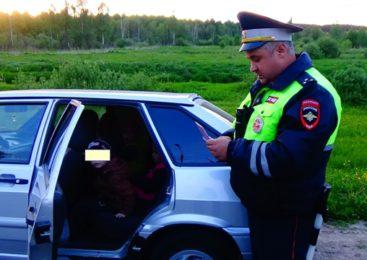 В Судиславле два водителя-родителя не позаботились о жизни и здоровье своего ребенка