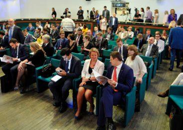 Владимир Салмин обсудил с главой региона новые направления сотрудничества