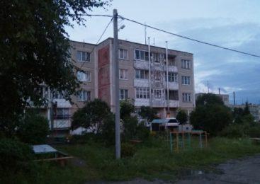 В поселке Дружба Судиславского района к природному газу подключен еще один многоквартирный дом