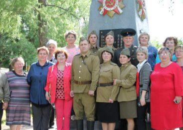 Жители села Адищево Островского района смогли насладиться игрой судиславских актеров
